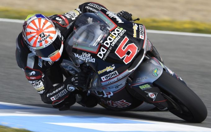 johann zarco signe avec le team motogp fran ais yamaha tech3. Black Bedroom Furniture Sets. Home Design Ideas